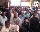Allama Jafar Raza Ashra muharam 2014 at Qasir e Abbas jhang Sadar