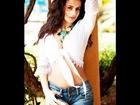 bollywood masala actress amisha patel shows sexy thighs n navel