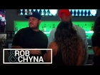 Rob & Chyna | Rob Kardashian Gets Overwhelmed at Khloe's B-Day Party | E!