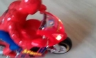 Amazing SPIDERMAN Driving Motor Super, spiderman motorcycle driving, motor bike game