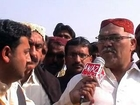 Sinjhoro STP Chairman Dr Qadir Magsi's SOT With Anees Laghari (Reporter Awaz Tv )