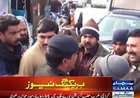 Breaking News Protest against VIP Protocol in Bahawalpur