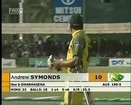 Amazing sportsmanship in cricket Attapatu recalls Symonds to the wicket Cricket