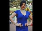 bollywood actress zarine khan hot cleavage show