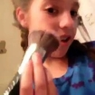 Mackenzie ziegler makeup tutorial #3 dancemoms