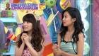 小島瑠璃子の胸チラ - 番組中に日焼けした肌で魅せる美巨乳谷間がエロい
