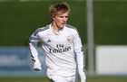 Real Madrid : le premier but de Martin Odegaard