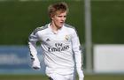 Real Madrid : le premier but de Martin Odegaard