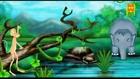 മഞ്ചാടിക്കുരു   Malayalam Animation For Children   Manjadikkuru   Cartoon For Children Cli
