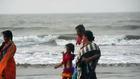 2 Mallu aunty Walking in Sea Beach hot