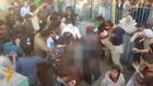 Woman burned Quran Majeed in Afghanistan people Reaction