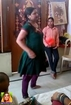 Indian DESI Aunty Home Dance