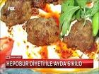Meryem Uzerli ve Hülya Avşar'ın da uyguladığı 'Hepobur' diyeti ile ayda 6 kilo vermek mümkün