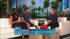 Noah Galloway & Sharna Burgess On Ellen