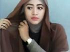Tutorial Cara Memakai Jilbab hijab Segi Empat Modern 2015 #14