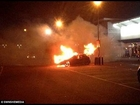 Fast & Furious fan sets his Ford Focus ablaze by revving engine for 20 minutes in tribute